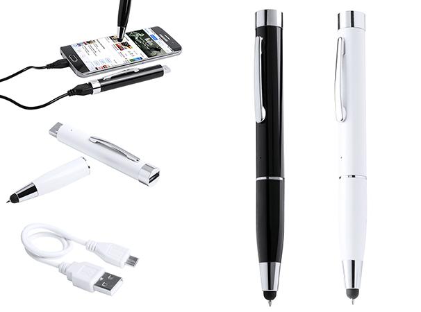 597eb3594575 κωδικός Power Bank 102 - Στυλό Χωρητικότητα (mAh)  650 mAh. Χαρακτηριστικά   στυλό